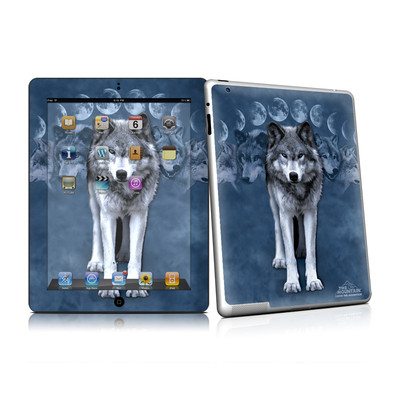 iPad 2 Skin - Wolf Cycle
