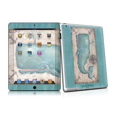 iPad 2 Skin - Whale Watch