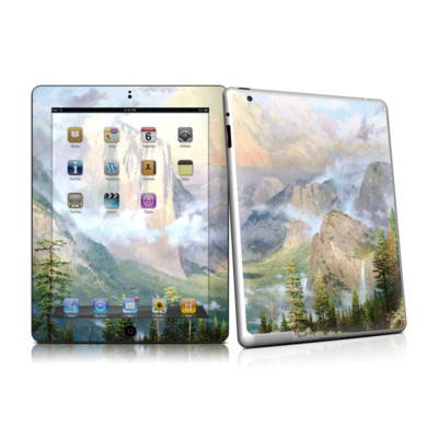iPad 2 Skin - Yosemite Valley