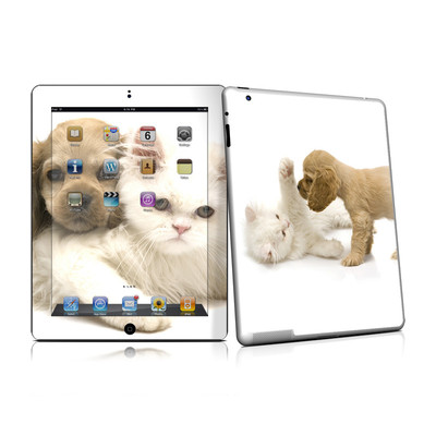 iPad 2 Skin - Young Love