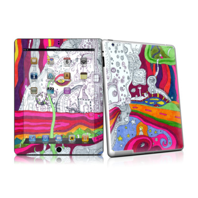 iPad 2 Skin - In Your Dreams