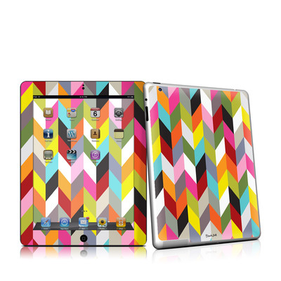 iPad 2 Skin - Ziggy Condensed