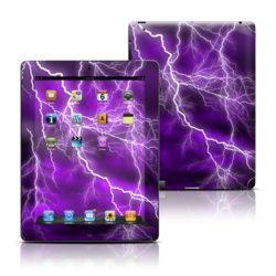 Apple iPad 3 Skin - Apocalypse Violet