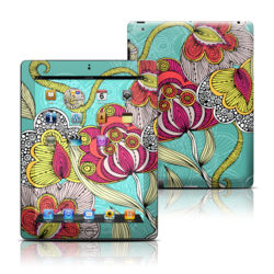 Apple iPad 3 Skin - Beatriz