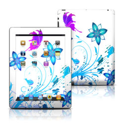 Apple iPad 3 Skin - Flutter