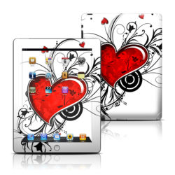 Apple iPad 3 Skin - My Heart