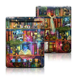 Apple iPad 3 Skin - Treasure Hunt