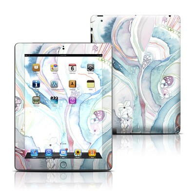 Apple iPad 3 Skin - Abstract Organic
