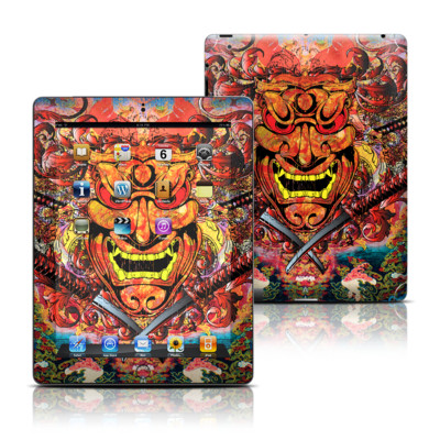 Apple iPad 3 Skin - Asian Crest