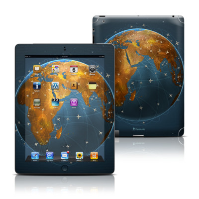 Apple iPad 3 Skin - Airlines