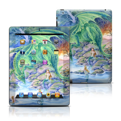 Apple iPad 3 Skin - Of Air And Sea