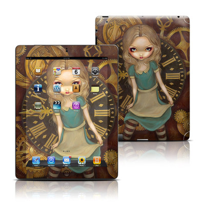 Apple iPad 3 Skin - Alice Clockwork