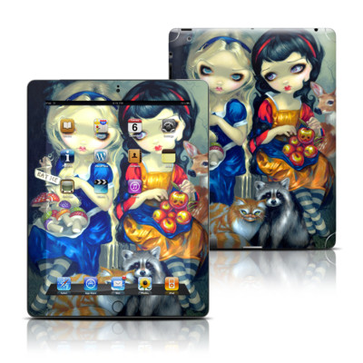 Apple iPad 3 Skin - Alice & Snow White