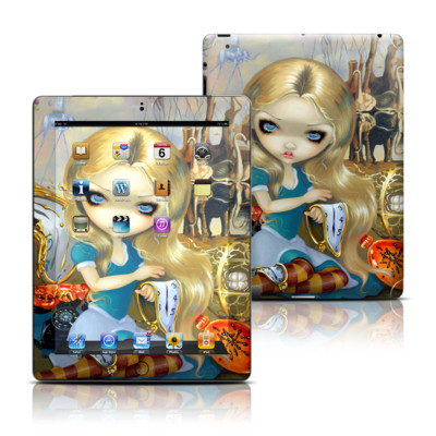 Apple iPad 3 Skin - Alice in a Dali Dream