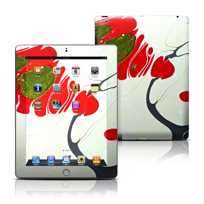 Apple iPad 3 Skin - Amoeba