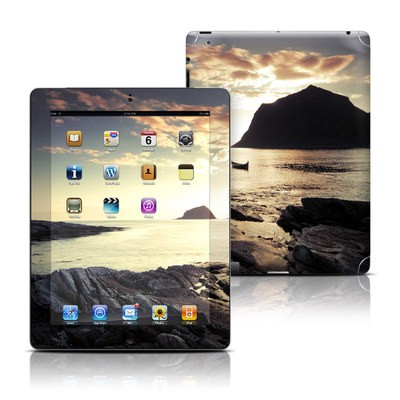 Apple iPad 3 Skin - Anchored
