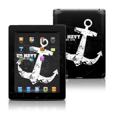 Apple iPad 3 Skin - Anchor