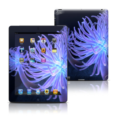 Apple iPad 3 Skin - Anemones