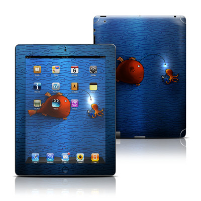 Apple iPad 3 Skin - Angler Fish