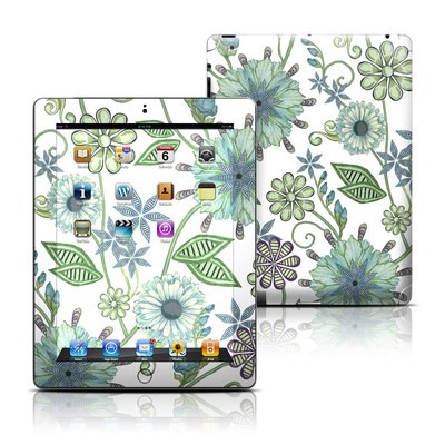 Apple iPad 3 Skin - Antique Nouveau