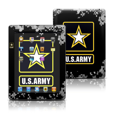 Apple iPad 3 Skin - Army Pride