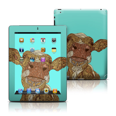 Apple iPad 3 Skin - Arabella