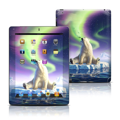 Apple iPad 3 Skin - Arctic Kiss