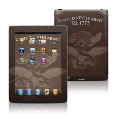 Apple iPad 3 Skin - Army Preserved