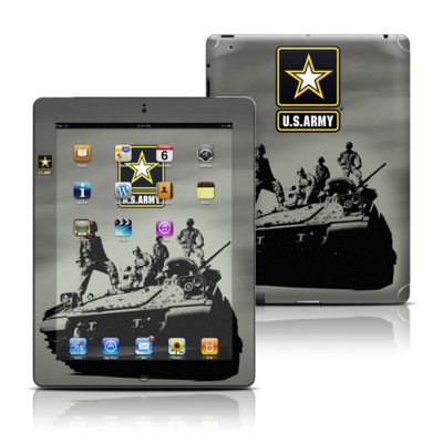 Apple iPad 3 Skin - Army Troop