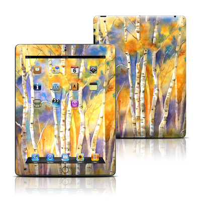 Apple iPad 3 Skin - Aspens