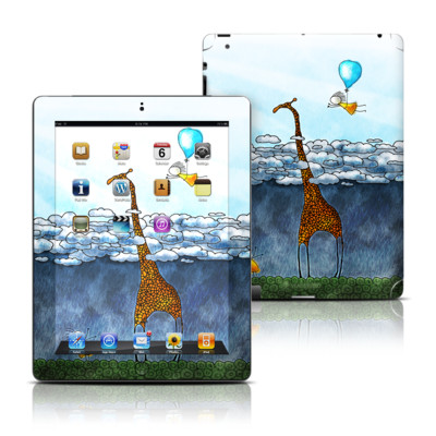Apple iPad 3 Skin - Above The Clouds