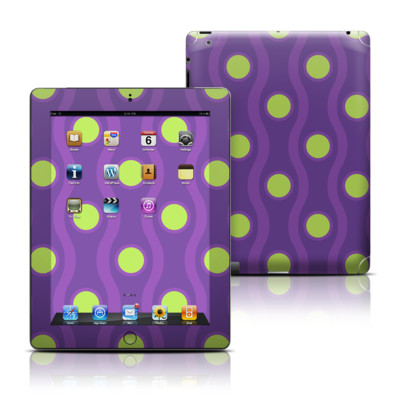 Apple iPad 3 Skin - Atomic