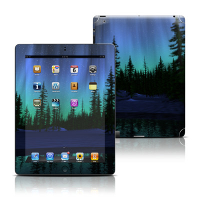 Apple iPad 3 Skin - Aurora