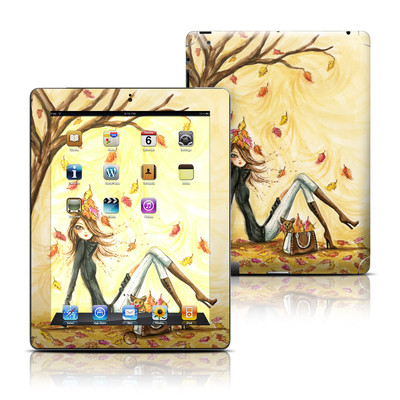 Apple iPad 3 Skin - Autumn Leaves