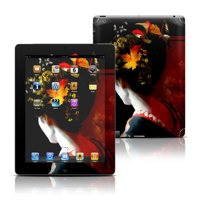 Apple iPad 3 Skin - Autumn