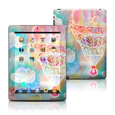 Apple iPad 3 Skin - Balloon Ride