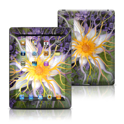 Apple iPad 3 Skin - Bali Dream Flower