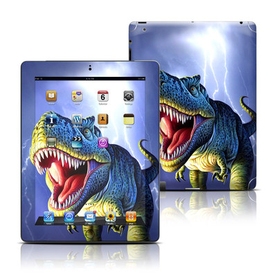 Apple iPad 3 Skin - Big Rex
