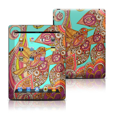 Apple iPad 3 Skin - Bird In Paradise
