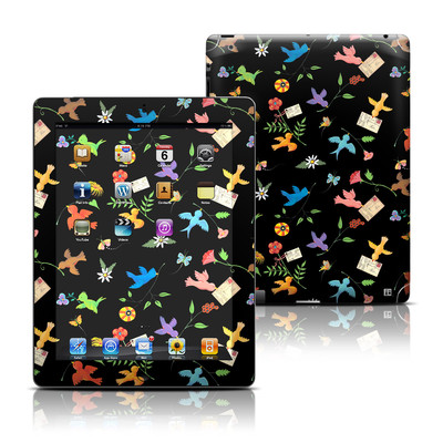 Apple iPad 3 Skin - Birds
