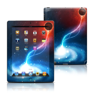 Apple iPad 3 Skin - Black Hole