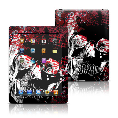 Apple iPad 3 Skin - Blast