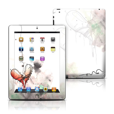 Apple iPad 3 Skin - Blood Ties