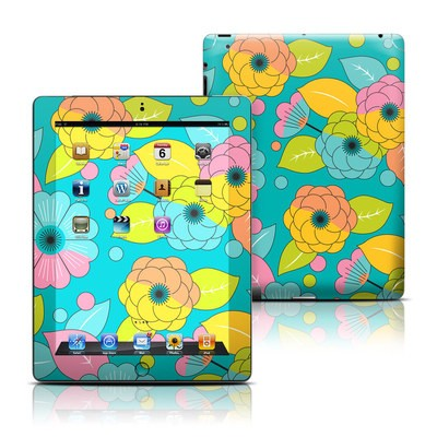 Apple iPad 3 Skin - Blossoms