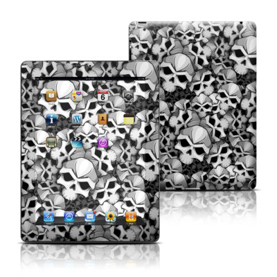 Apple iPad 3 Skin - Bones
