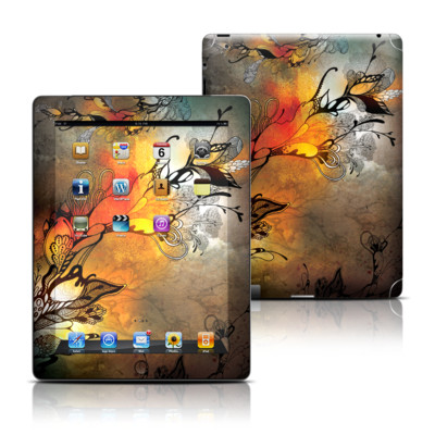 Apple iPad 3 Skin - Before The Storm