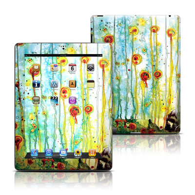 Apple iPad 3 Skin - Beneath The Surface