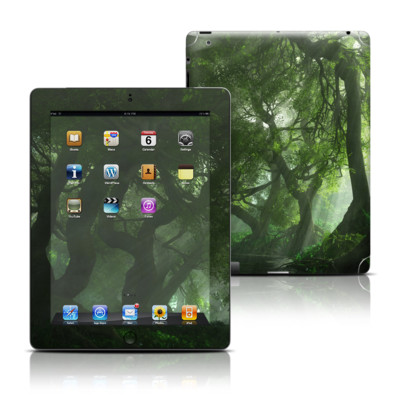 Apple iPad 3 Skin - Canopy Creek Spring