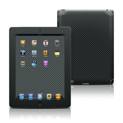 Apple iPad 3 Skin - Carbon