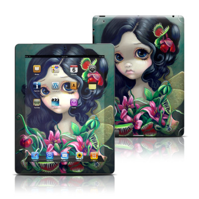 Apple iPad 3 Skin - Carnivorous Bouquet